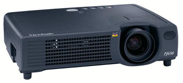 ViewSonic PJ650 Projector