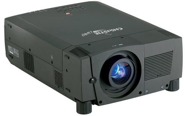 Christie LW40U Projector