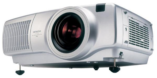 Hitachi CP-X1200 Projector