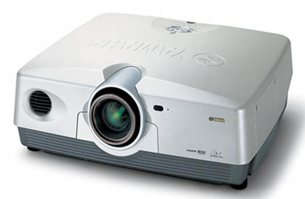 Yamaha DPX-1100 Projector