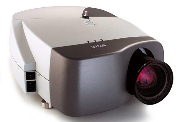 Barco iQ Pro R500 Projector