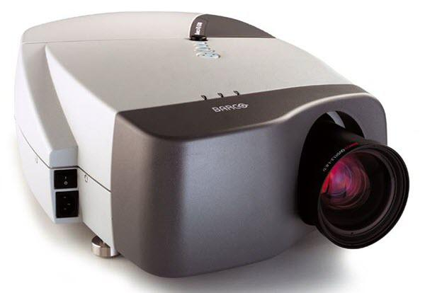 Barco iQ R350 Projector