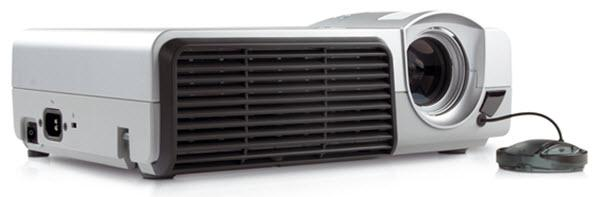 HP vp6121 Projector