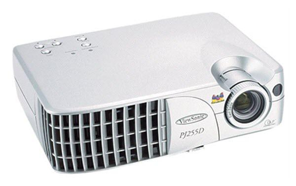 ViewSonic PJ255D Projector