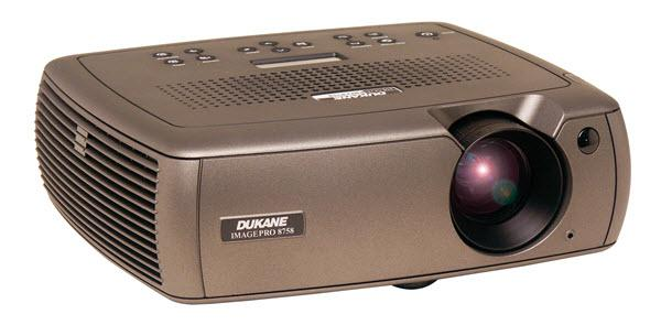Dukane ImagePro 8758 Projector