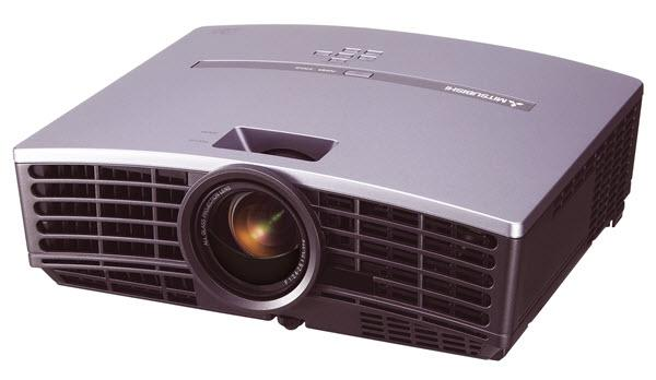 Mitsubishi XD400U ColorView Projector