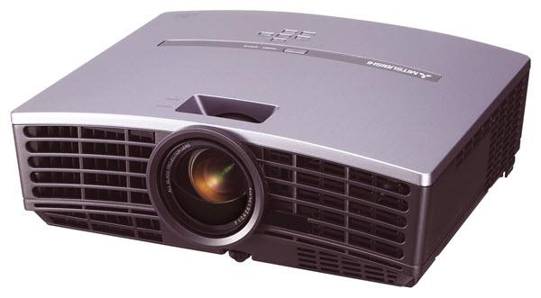 Mitsubishi XD450U ColorView Projector