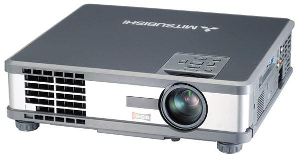 Mitsubishi XL5U ColorView Projector