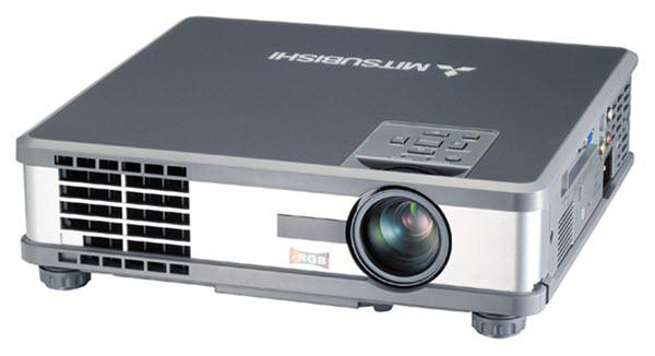 Mitsubishi SL4SU ColorView Projector