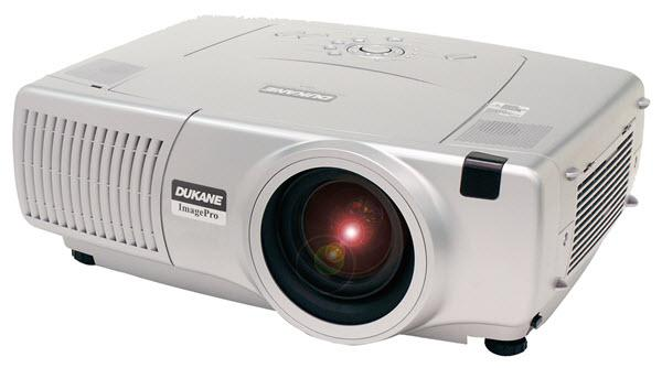 Dukane ImagePro 8942 Projector