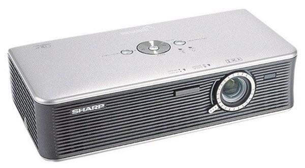 Sharp XR-1X Projector