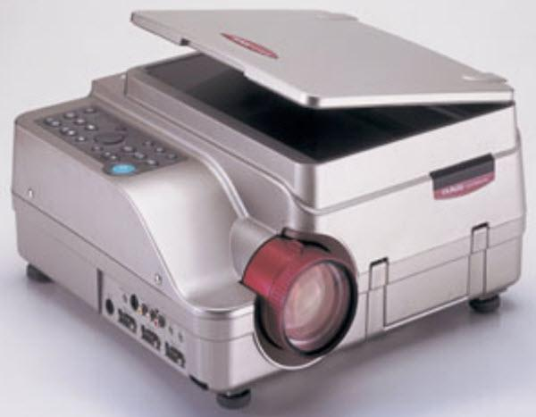 Elmo MP-700EX Projector