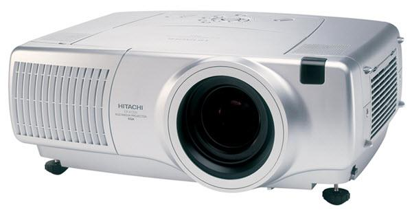 Hitachi CP-X1250 Projector