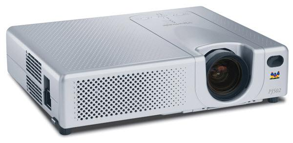ViewSonic PJ502 Projector