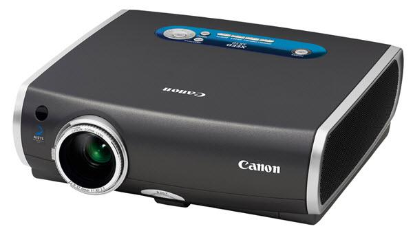 Canon XEED SX50 Projector