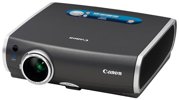 Canon REALiS SX50 Projector