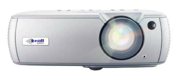 Knoll Systems HD225 Projector