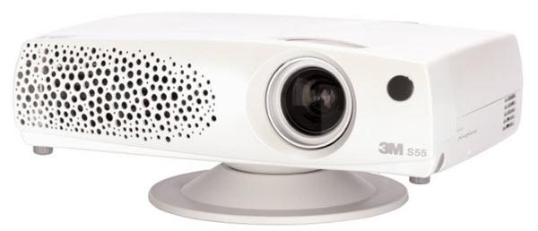 3M S55 Projector