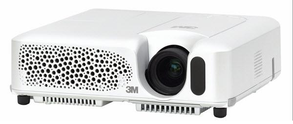 3M X55 Projector