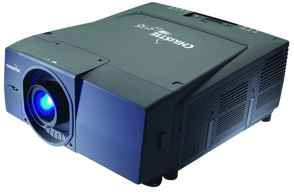 Christie LS+58 Projector