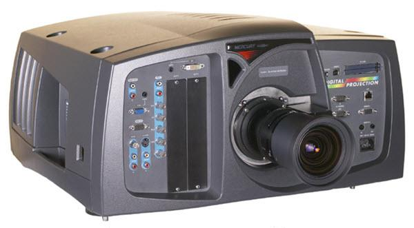 Digital Projection MERCURY 5000HD Projector