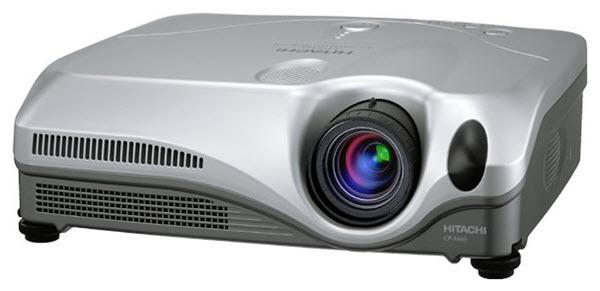 Hitachi CP-X445W Projector