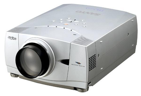 sanyo projectors sanyo plc xp56l 3 lcd projector. Black Bedroom Furniture Sets. Home Design Ideas