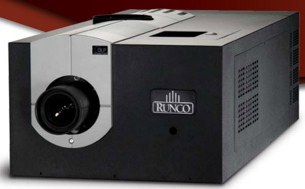 Runco Signature Cinema SC-1 Projector