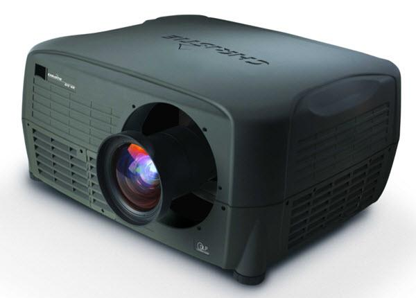 Christie DS+4K Projector
