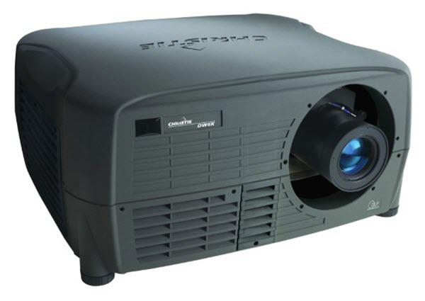 Christie DW6K Projector