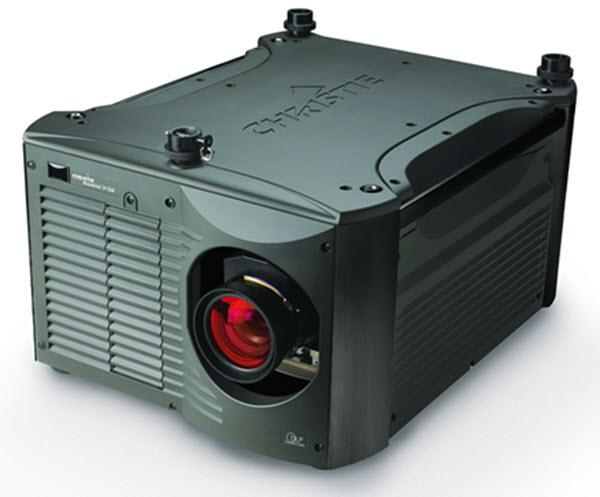 Christie Roadster S+12K Projector