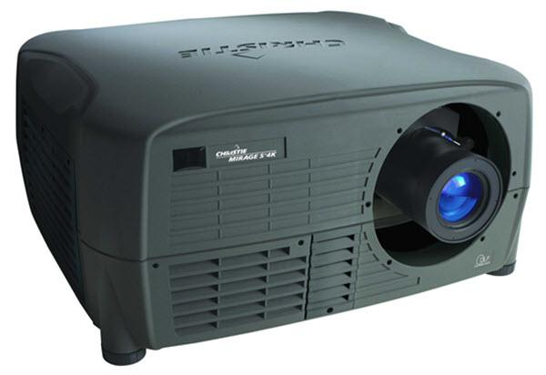 Christie Mirage S+4K Projector
