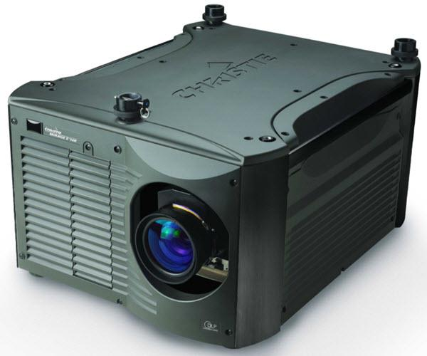 Christie Mirage S+14K Projector
