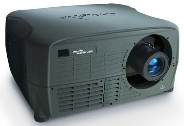 Christie Matrix 4000 Projector