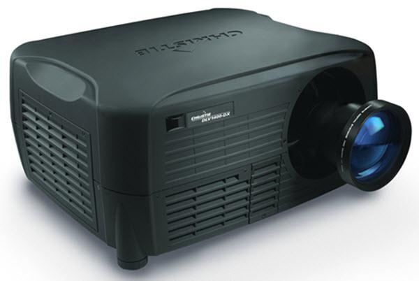 Christie DLV1400-DX Projector