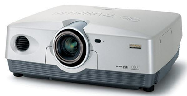 Yamaha DPX-1200 Projector