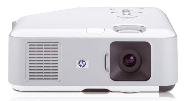 HP vp6310c Projector