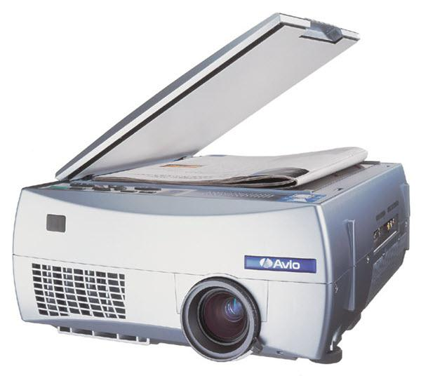 AVIO iP-25E Intelligent Projector Projector