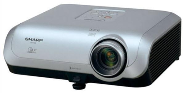 Sharp XR-20X Projector