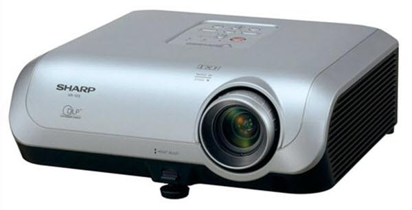 Sharp XR-20S Projector