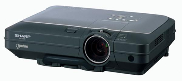 Sharp XG-C58X Projector