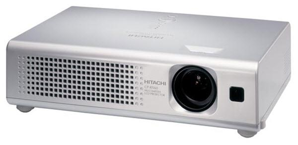 Hitachi CP-RX60 Projector