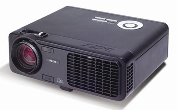 Acer PD125 Projector