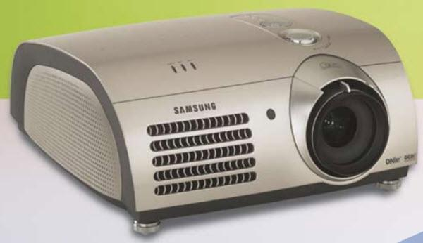 Samsung SP-H800BE Projector