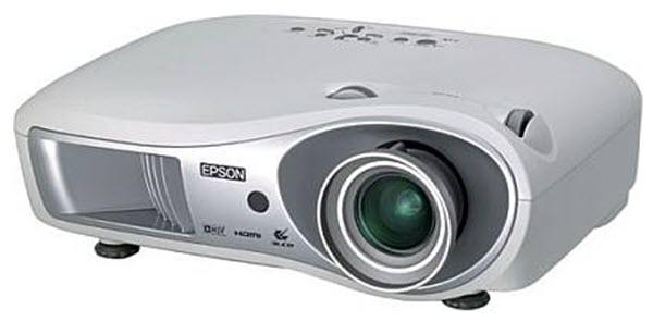 Epson PowerLite Cinema 550 Projector