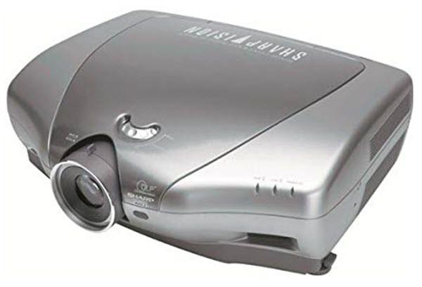 SharpVision XV-Z12000 MARK II Projector