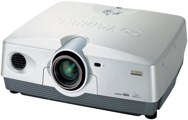 Yamaha DPX-1300 Projector