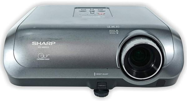 Sharp XG-MB50X Projector