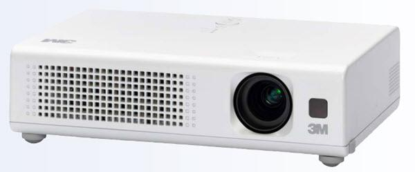 3M X15 Projector