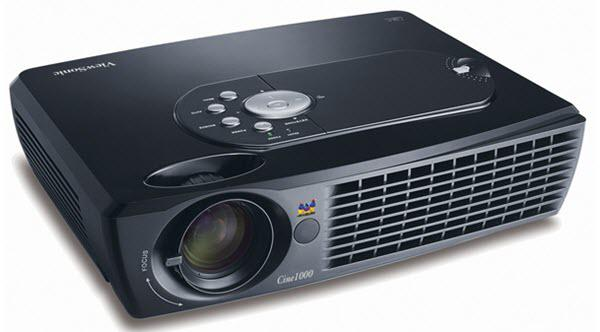 ViewSonic Cine1000 Projector